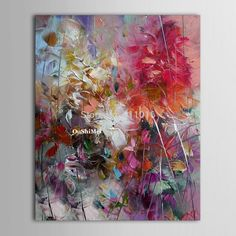 Oil Painting Big Size 100% Hand Painted Oil Painting Landscape Pictures Abstract On Canvas Wall Art For Home Decor Paintings
