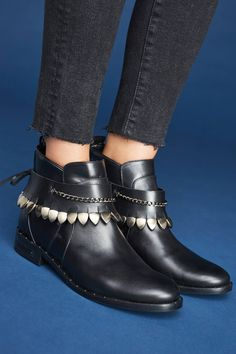 Shop the Freda Salvador Metal-Tipped Jodhpur Boots and more Anthropologie at Anthropologie today. Read customer reviews, discover product details and more.