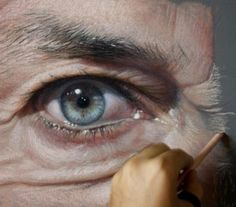 Ruben Belloso Adorna pastel paintings 4 600x528 540x475 Tremendous Pastel Photorealistic Portraits
