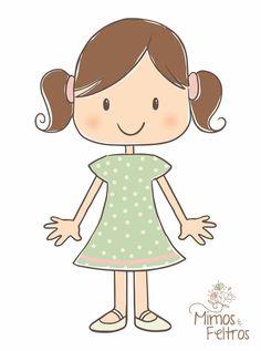 Olá, eu sou a Milly, a nova mascotinha da Mimos e Feltros e assistente geral de fofurinhas. Eu fui criada para trazer bastante alegria Espero que gostem da minha companhia.   Esqueci de falar que fui criada pela Aline (Arte Final - www.facebook.com/artefinal.alinegss?fref=ts)   Se quiser ver a nova carinha do blog acesse www.mimosefeltros.com.br