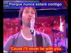 karaoke - You're beautiful James Blunt