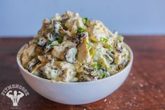 Curry, Tarragon & Cherry Chicken Salad