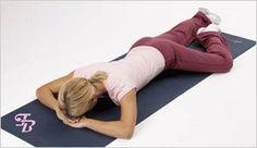 face-building.com - Упражнения Кегеля для женщин лежа на животе