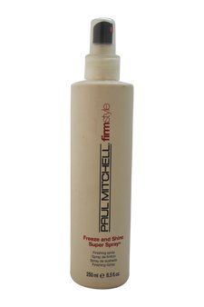 Paul Mitchell Freeze and Shine Super Spray Unisex, 8.5 Ounce  //Price: $ & FREE Shipping //     #hair #curles #style #haircare #shampoo #makeup #elixir