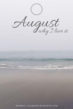Coś mu mówiło, że coś się kończy. Nie świat. Tylko lato.  Będą jeszcze inne lata, ale nie będzie już takiego jak to.  Już nigdy. A więc trzeba wykorzystać je w pełni.  Terry Pratchett – Dobry omen   #blog #tekst #polishbloggers #whyIloveAugust #august #sierpień