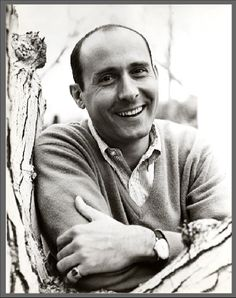 """Henry Mancini (1924-1994) composer of """"Moon River"""" among other famous scores/songs."""
