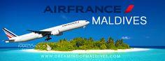Air France Vol Direct Maldives
