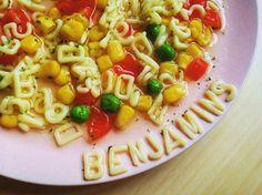 Benjamins-Products cutlery set