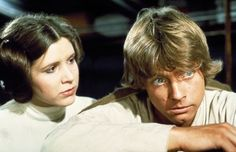 Carrie Fisher principessa Leila di Guerra stellari morta per attacco di cuore
