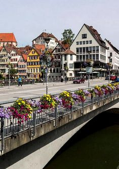 In the quaint Baden-Württemberg, Germany. Ulm Germany, Bavaria Germany, Reisen In Europa, Largest Countries, Travel Abroad, Eastern Europe, European Travel, Germany Travel, Beautiful World