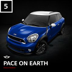 And good wheels towards men. Make that great wheels if you're Motoring through winter in an MINI Cooper S ALL4 Paceman with all-wheel drive. #DeckTheMINI