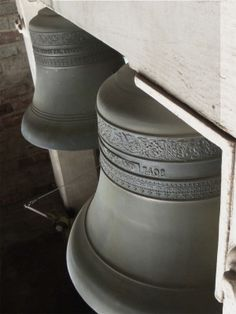 Every Tuesday throughout the month of April, there will be mini tower bell concerts at St. John's Episcopal Church from 12:00 - 12:30 PM. Then you can visit the tower, meet ringers, and ask questions from 12:30-1:00 PM.
