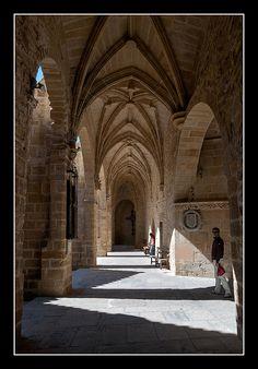 0576 iglesia de santa maría de los reales alcázares ubeda jaen.   Flickr: Intercambio de fotos