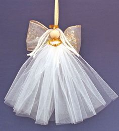 1000 images about angels all around on pinterest angel for Craft angels to make