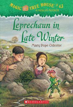 St. Patrick's Day book list by Scholastic #StPatrickDay #SchumacherHomes