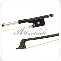 New light Carbon Fiber Cello Bow Copper Parts White Horse Hair Bow