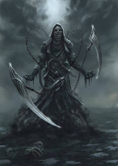 4° cavaleiro - Morte