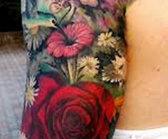 Amazing Arm Tattoos for Women.