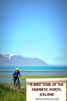 Eight days. Challenging cycling on paved and gravel roads, with options to hike and ride horses. This near to the Arctic Circle in June, the sun stays up all night!