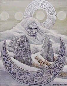 Le figlie dell'Antica Religione)O(: Cailleach delle Nevi