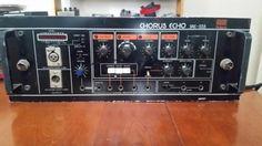 Roland  SRE-555 Chorus Echo 70's  Black