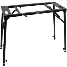 From 33.99 Tiger Kys21-bk Adjustable Keyboard Stand