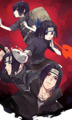 Университет Благородных Наруфанов `Наруто|Naruto #Itachi #Mikoto #Fugaku #Sasuke #Shisui