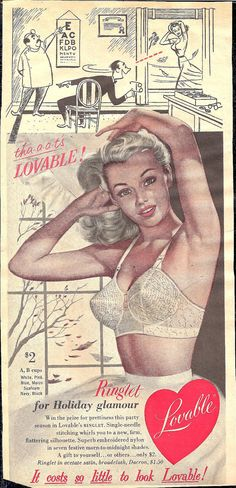 We (Secrets In Lace) used to buy from Loveable - to bad they went out of business!