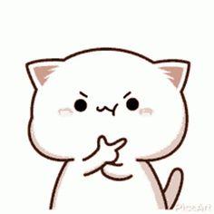 Easy Doodles Drawings, Cute Bear Drawings, Cute Cartoon Drawings, Emoji Images, Cute Cartoon Pictures, Cute Love Cartoons, Cute Anime Cat, Cute Cat Gif, Cute Love Images
