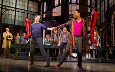 5 Reasons to See 'Kinky Boots' on Broadway