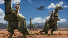 What to Expect From Aliens When We Make First ContactDino World via Jeffrey Morris/FutureDude