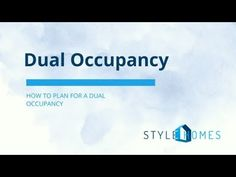 What is a Dual Occupancy? Property Developing and Investing in Sydney How To Become, How To Get, How To Plan, First Site, Enough Is Enough, Get Started, I Can, Sydney, Investing