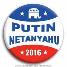 Republicans presidential ticket for 2016 Many republicans are in cahoots with foreign leaders and brazenly asked Netanyahu to speak to congress against our Presidents wishes. Republican members of congress are now working to sabotage the current negotiations with Iran! At what point will republican followers wake up?!!