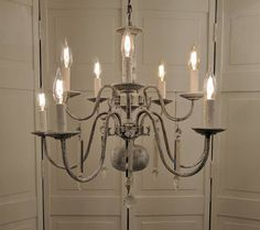 Check out this item in my Etsy shop https://www.etsy.com/listing/492974042/crystal-chandelier-heathcliff-shabby