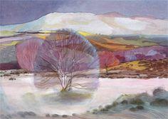 Margaret S. Rhind - Darkening Wetlands