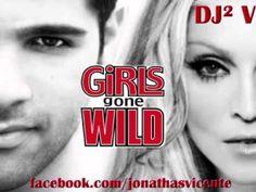 Girl Gone Wild - MDNA DJ2 V DANCE REMIX. MADONNA.