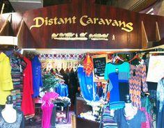 Distant Caravans