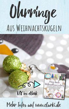 Dieses und viele weitere Bastel- sowie Rezeptideen findest du in dem neuen eBook: Meine bunte Weihnachtssammlung: Süße Rezepte, Basteln, Dekorieren, kleine Weihnachtsgeschenke und Last-Minute-Ideen von der Kreativ-Autorin Kathleen Lassak.  #weihnachten #clarkidiy #basteln #kochen #backen #dekorieren #lastminute #weihnachtsgeschenke #advent #winter #schnee #weihnachtsmann #diy #rezepte #geschenk Winter Schnee, Do It Yourself Inspiration, Last Minute, Place Cards, Place Card Holders, Advent, Christmas, Small Christmas Gifts, Craft Instructions For Kids