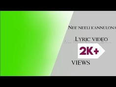 TELUGU LYRICAL VIDEO SONGS GREENSCREEN - YouTube Light Background Images, Telugu, Lyrics, Songs, Youtube, Song Lyrics, Song Books, Youtubers, Youtube Movies