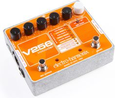 electro-harmonix V256 Vocoder $219.26 I've always wanted a vocoder for some reason. I think I've just listened to too much Daft Punk, but still....