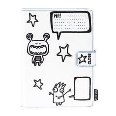 """#Funda Universal Tablet 7"""" Techair Monster Kids;  Sensacional funda con marcadores borrables que hará las delicias de los más pequeños... en  http://www.opirata.com/funda-universal-tablet-techair-monster-kids-p-29399.html"""