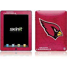 Think of it like a uniform for your iPad. Arizona Cardinals iPad skin.