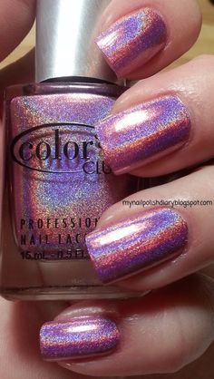 Color Club Halo-Graphic #Nails #Manicure
