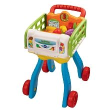 Vtech - 2-in-1 Shop & Cook Playset - French Edition