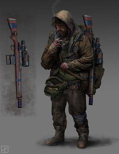 gameraddictions:  artist: Pavel Proskurinset 2