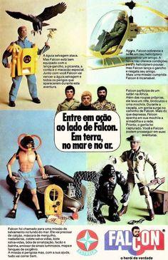 Falcon #nostalgia