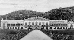 Quinta das Lágrimas, The old palace