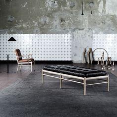 Daybed by Ole Wanscher - OW150 - Carl Hansen & Søn