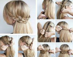 Die 298 Besten Bilder Von Frisuren Lange Haare Hair Makeup