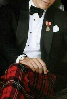 Ralph Lauren ~ Tartan detail